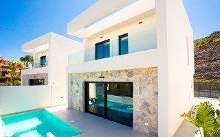 New Villa in Aguilas, 3 bedrooms - ARE118854