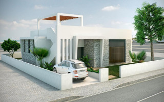 3 bedroom Villa in Algorfa  - PT114154