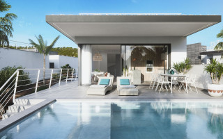 2 bedroom Villa in Balsicas  - US6936