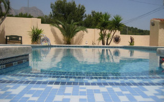 3 bedroom Villa in Finestrat  - IM114120