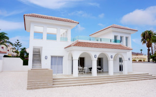 New Villa in Guardamar del Segura, Costa Blanca - SL7189