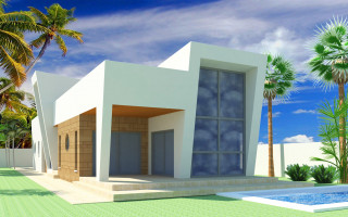 3 bedroom Villa in La Manga  - GRI119481