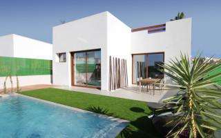 Bungalow de 2 chambres à San Miguel de Salinas - PT8673