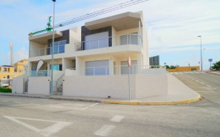 Bungalow de 2 chambres à San Miguel de Salinas - PT6762