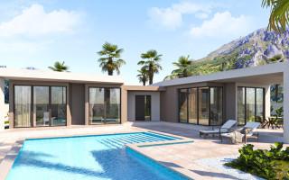 Bungalow de 2 chambres à Orihuela Costa - OP116223
