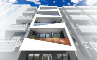 Penthouse de 1 chambre à Torrevieja - AG5940