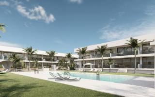 Appartement de 2 chambres à Mar de Cristal - CVA118749