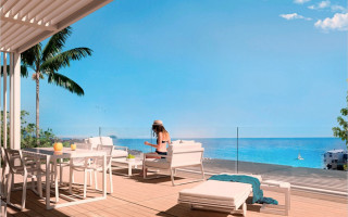 Appartement de 2 chambres à Playa Flamenca - TR7314