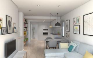 Appartement de 2 chambres à Villamartin - GM8057