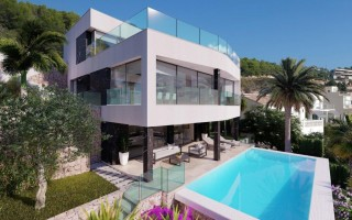 Appartement de 3 chambres à Cumbre del Sol - VAP117173