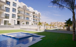 Appartement de 2 chambres à Playa Flamenca - TM117571