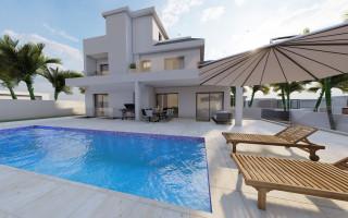 Villa de 2 chambres à Ciudad Quesada - ER114265