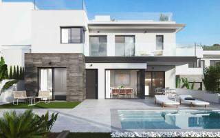 Villa de 3 chambres à Pilar de la Horadada - RP8067