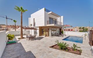 Villa de 3 chambres à Pilar de la Horadada - EF6133