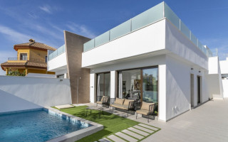 Villa de 3 chambres à Pilar de la Horadada - OK8096