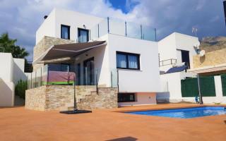 Villa de 4 chambres à Polop - LS114543