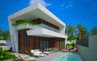 Villa de 3 chambres à San Pedro del Pinatar - RP118016