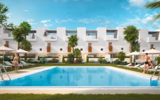 Villa de 3 chambres à San Pedro del Pinatar - GU115220