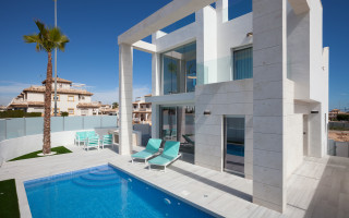Villa de 3 chambres à Villamartin  - IV6165
