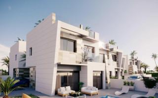 Nowa willa blisko morza w Torre de la Horadada, Costa Blanca - BM118209
