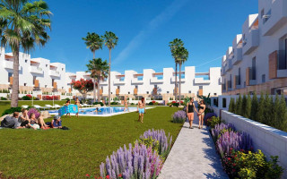 Nowe apartamenty w Villamartin  - VD7901