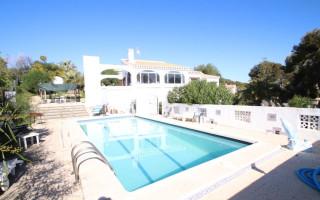 Nowe bungalow w Guardamar del Segura, 2 sypialnie, 74 m<sup>2</sup> - CN114039