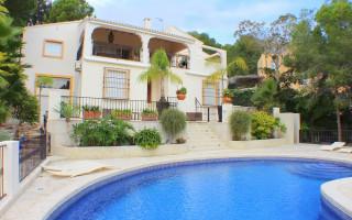 Nowe bungalow w Guardamar del Segura, 2 sypialnie, 74 m<sup>2</sup> - CN114065