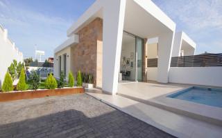 Nowoczesna willa  z prywatnym basenem w Guardamar del Segura - SL7202
