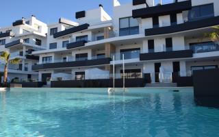 Nowoczesne nowe apartamenty w Los Dolses, Hiszpania - TRI114811