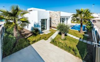 Nowoczesne nowe bungalow w Guardamar del Segura, 2 sypialnie - CN114044