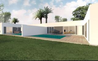 Nowoczesne nowe bungalow w Punta Prima, Costa Blanca - NS115767