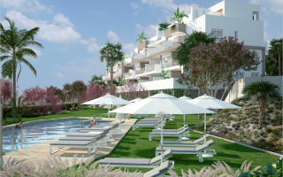 Apartament w Dehesa de Campoamor, 2 sypialnie - MGA7336