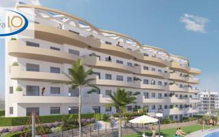 Nowoczesny penthouse blisko morza w Guardamar del Segura - AT115146
