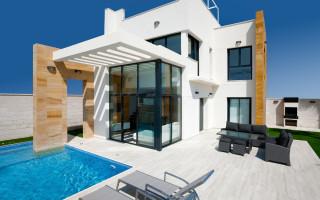 Nowoczesny penthouse w Finestrat - CAM115023