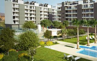 2 Schlafzimmer Appartement in Villajoyosa  - VLH118559