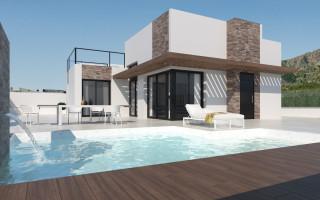 Penthouse de 2 chambres à Finestrat - CAM115004