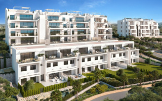 Penthouse de 2 chambres à Villamartin - NS115049