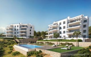 Penthouse de 3 chambres à Villamartin - NS8288