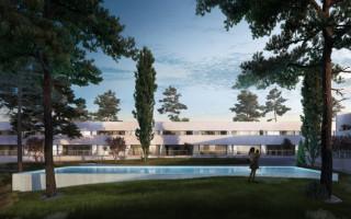 Penthouse de 2 chambres à Torrevieja - AG8428