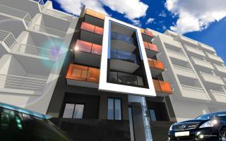 Penthouse cu 2 dormitoare în Torrevieja  - AG117451