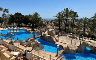 Penthouse de 2 chambres à Punta Prima - MKP622