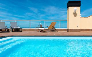 Penthouse de 3 chambres à Oliva - CHG117746