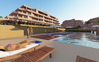 Penthouse de 3 chambres à Villamartin - NS6612