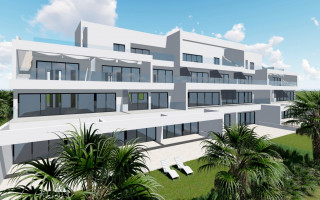 2 bedroom Penthouse in Finestrat  - CAM115005