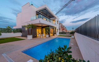 1 bedroom Penthouse in Torrevieja - AGI115577