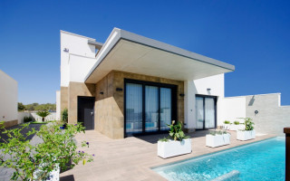 Penthouse klasa Premium blisko morza w Guardamar del Segura, Costa Blanca - AT115137