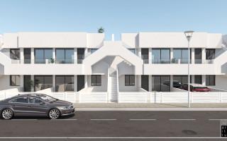 Penthouse de 2 chambres à San Pedro del Pinatar - GU114776