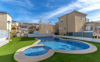 Penthouse de 2 chambres à Gran Alacant - ER7092