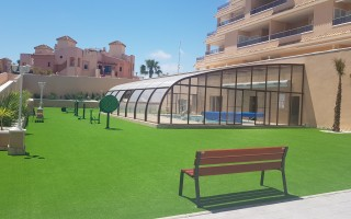 Penthouse-Wohnung in Punta Prima, Spanien - NS6600