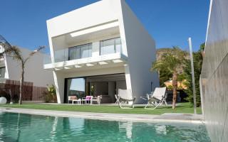 Piękny dom  z prywatnym basenem w Finestrat - MQ118271